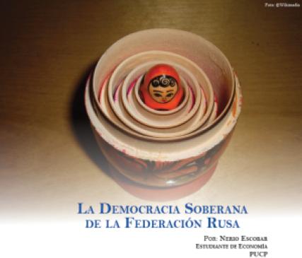 La democracia soberana en la Federación Rusa