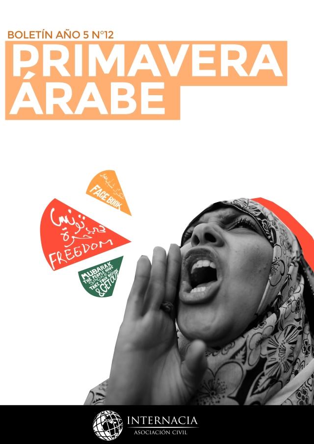 BOLETÍN   PRIMAVERA ÁRABE – Asociación Civil Internacia